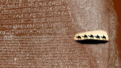 Les Aventures d'Albert 16 - Les pierres de Rosette