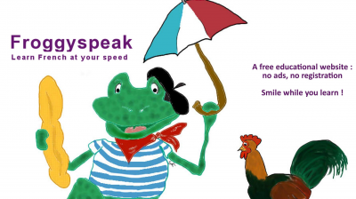 Make a donation to Froggyspeak